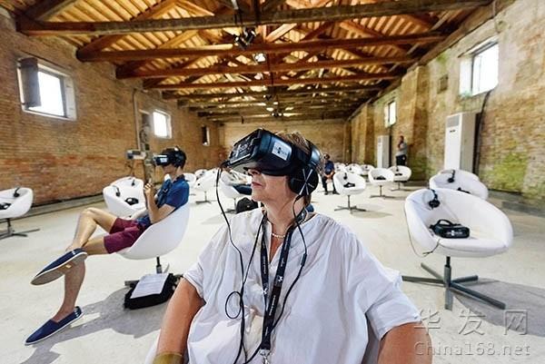 在威尼斯看VR電影