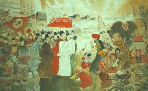 """600年前   鄭和怎樣""""神機妙算""""下西洋"""