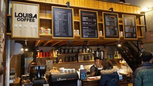 一線城市中心咖啡店的興起